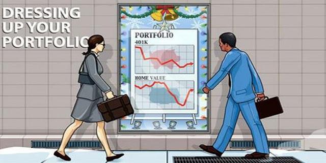 Mengenal Istilah Window Dressing Dalam Saham Fenomena Yang Terjadi Setiap Akhir Tahun Menjelang Penutupan Laporan Keuangan Perusahaan