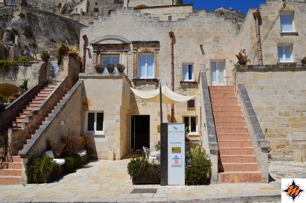 Matera, Sant'Angelo Luxury Resort