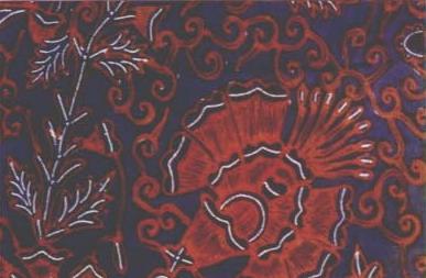 Batik Motif Sekar Keben