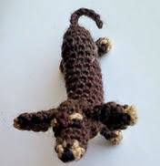 http://www.ravelry.com/patterns/library/dachshund-claw