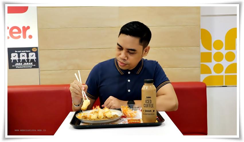 HokBen hadirkan menu Tokyo Curry