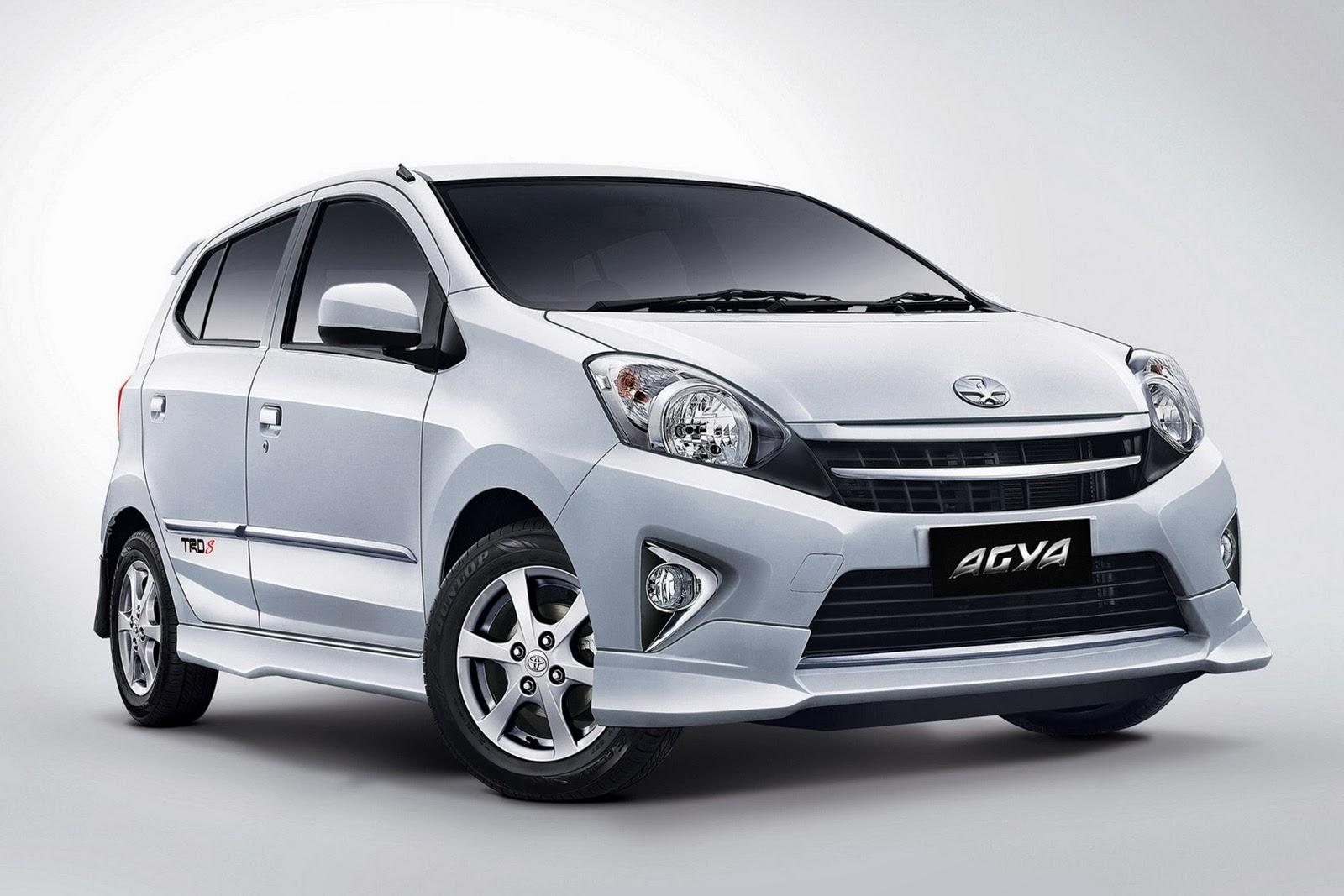Harga New Agya Trd 2017 Cutting Sticker Grand Avanza Spesifikasi Mobil Toyota Ayla Baru Bekas Second