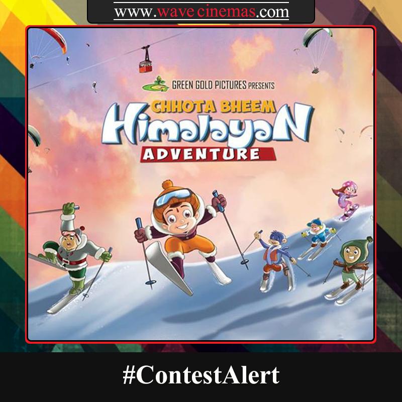 Chhota Bheem contest Win merchandise  | Free Stuff, Contests