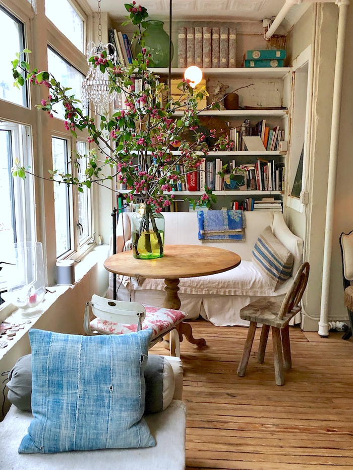 A Peek Inside John Derian's Delightful Manhattan Apartment- design addict mom