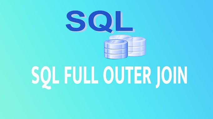 SQL FULL OUTER JOIN