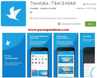 10 aplikasi booking totel bayar ditempat yang mudah dan murah