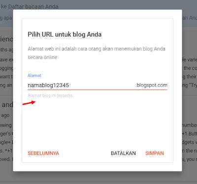cara buat blog 2