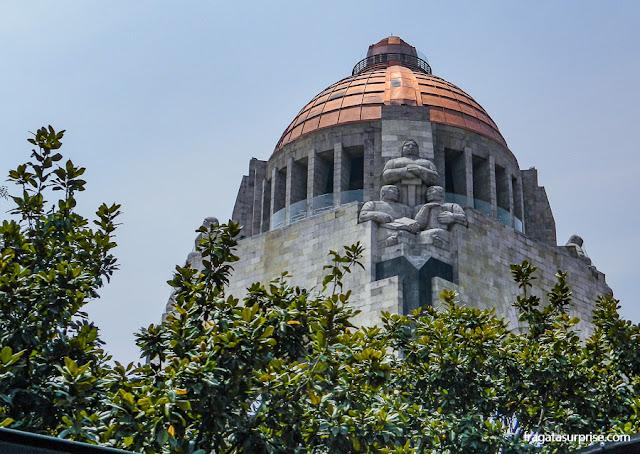 Monumento à Revolução, Cidade do México