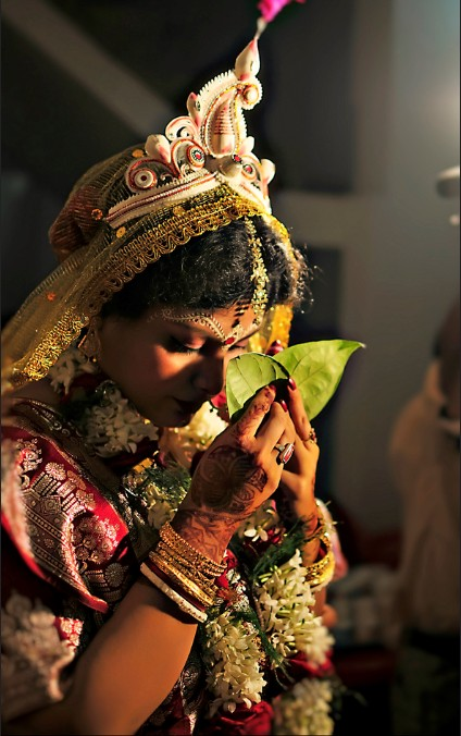 Bengali Marriage Made in Heaven