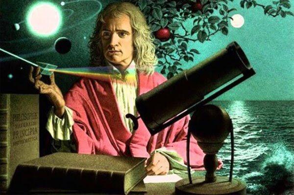Câu chuyện Newton và quả táo