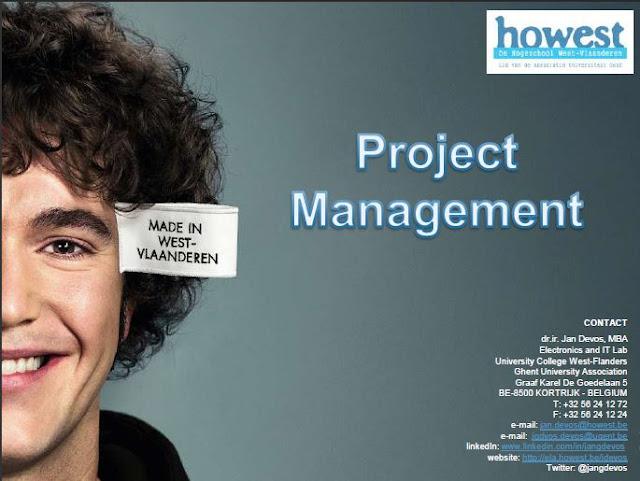 Project Management pdf guide