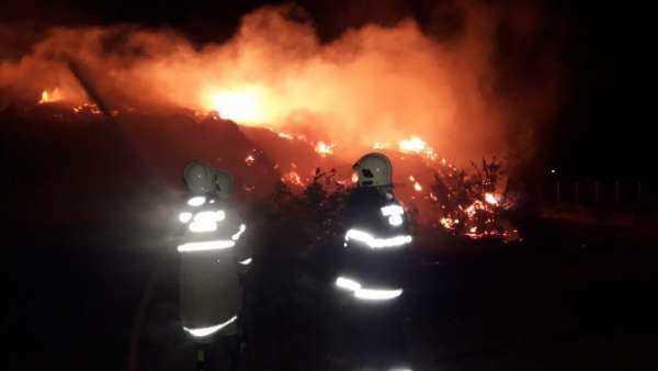 Bombeiros Militares do Aracati debelam incêndio em Icapuí