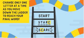 word ladder quiz answers intellitest quiz 100% score