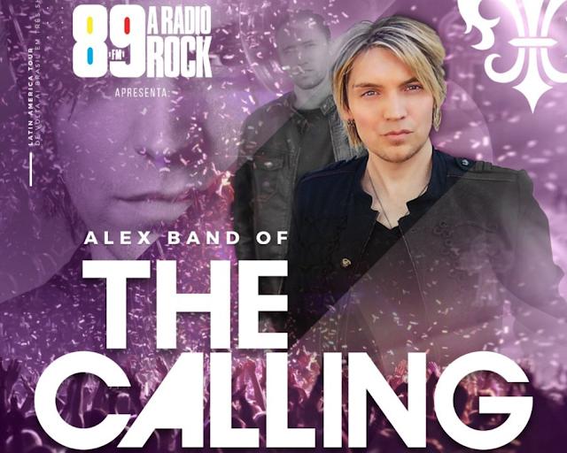 The Calling irá sortear 20 ingressos para festa VIP de audição do novo álbum