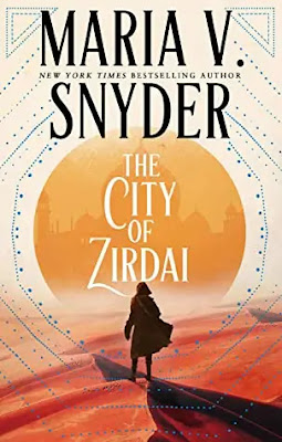 The City of Zirdai Book by Maria V. Snyder Pdf