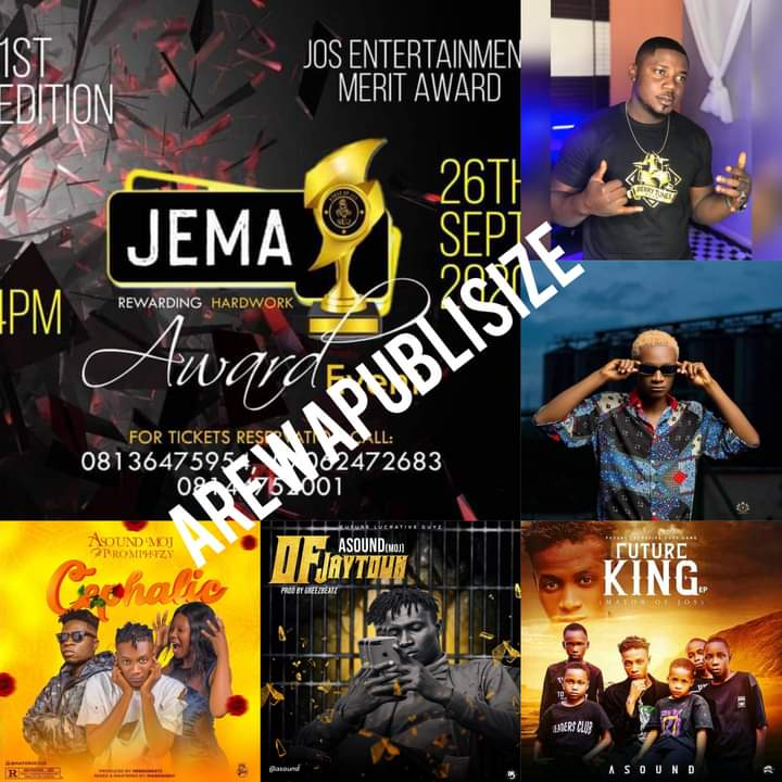 [Revealed] Here is why Asound - the mayor of jos didn't win A Jema award - 'Elmore and friends award' #Arewapublisize