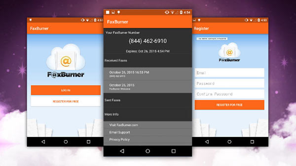 Guide Send Free Fax from Your Android Smartphone