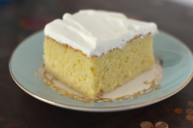Cuban Tres Leches Cake History