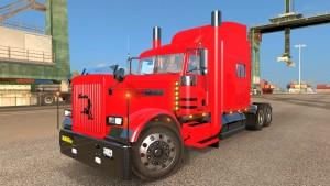 Peterbilt 389 truck