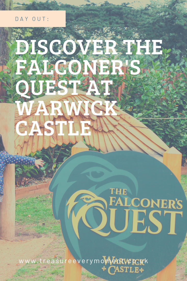 DAY OUT: Discover The Falconer's Quest at Warwick Castle