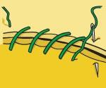 Elf Boot Stocking - Step 6