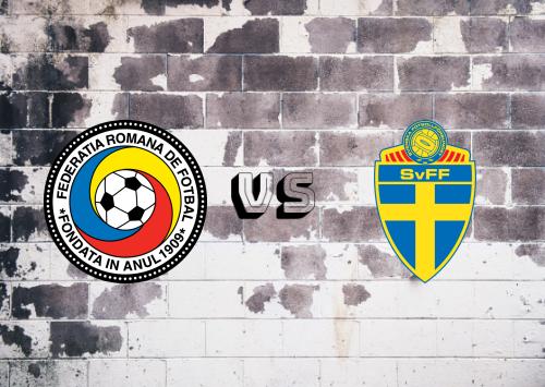 Rumanía vs Suecia  Resumen