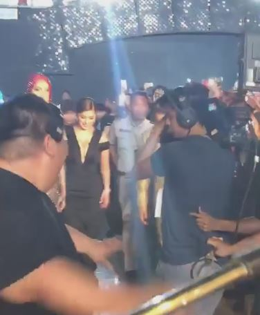 PGT Judges' Grand Entrance On The Live Grand Finals Of The Show