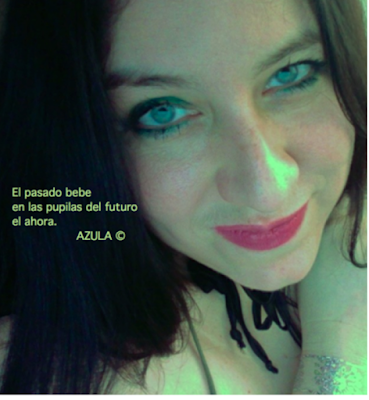 Escritora Azula
