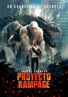 Proyecto Rampage / Devastación (2018) Online latino hd