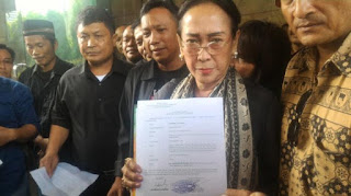 Waduh Habib Rizieq Dipolisikan Sukmawati Putri Soekarno - Commando
