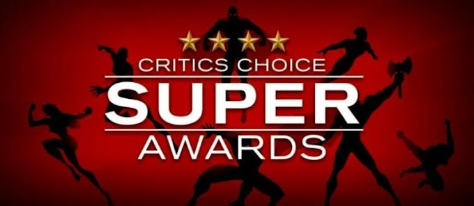 Vencedores do Critic's Choice Super Awards