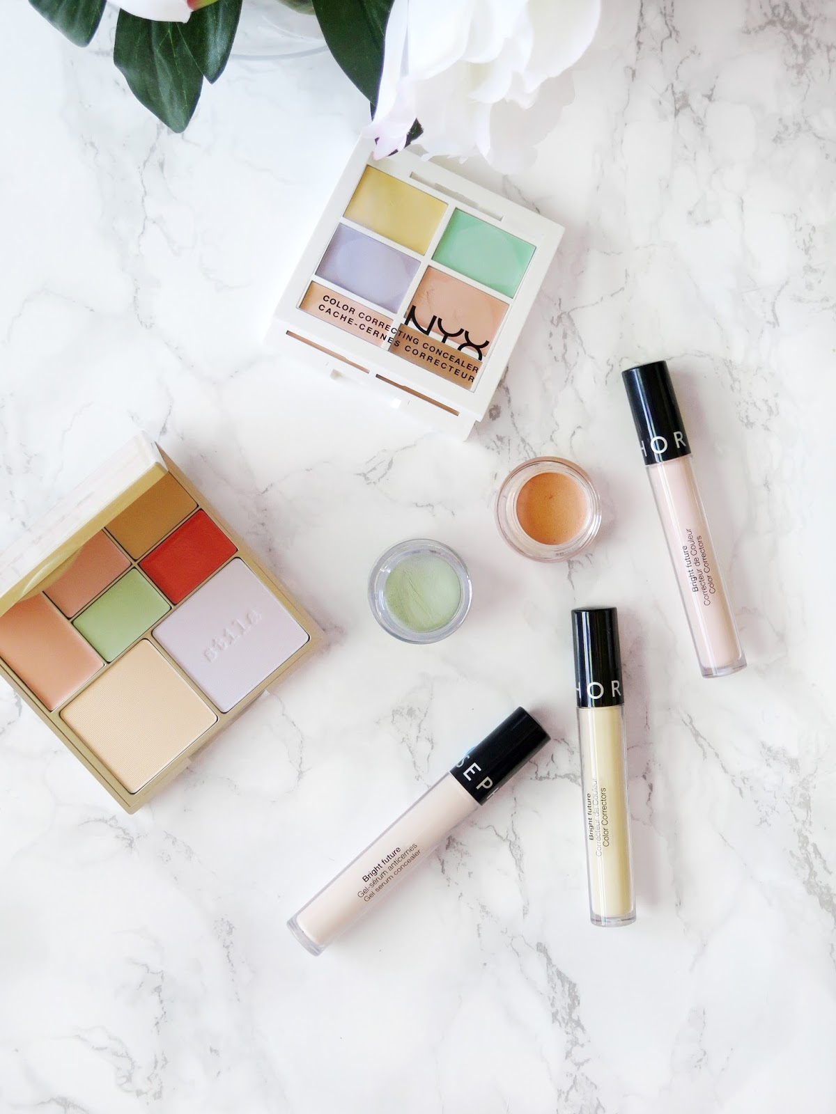 Color Coded | Color Correcting 101 With Stila's Correct & Perfect All-In-One Color Correcting Palette | Review | labellesirene.ca