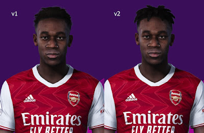 PES 2020 Faces Folarin Balogun by Davidjm08