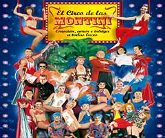capítulo 14 - telenovela - el circo de las montini  - tvn