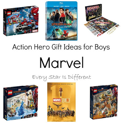 Marel Action Hero Gift Ideas for Boys