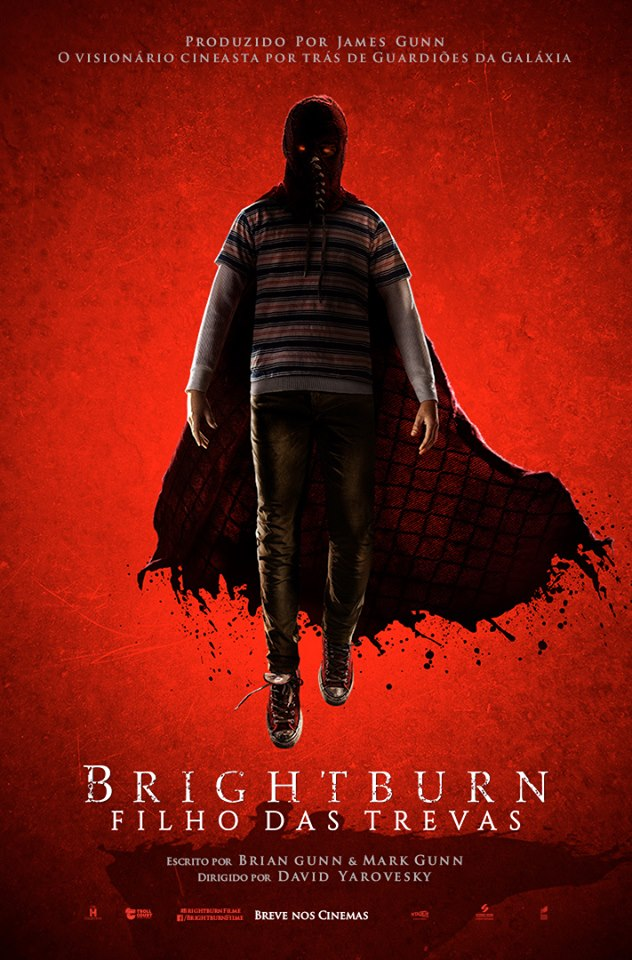 Capa do Filme Brightburn : Filho das Trevas