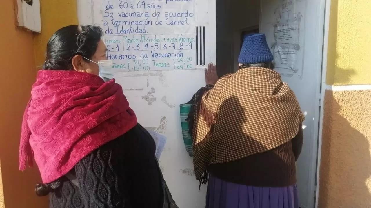 frenan-la-vacunacion-en-tres-regiones-de-bolivia