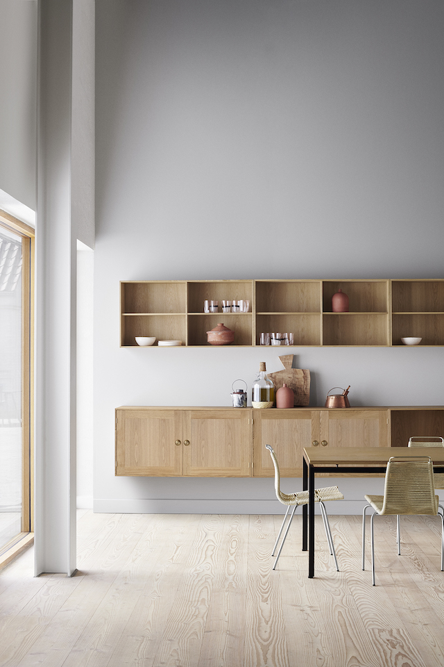 FK Bookcase System from Carl Hansen & Son
