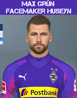 PES 2017 Faces Max Grün by Huseyn