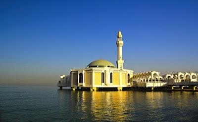 مسجد الرحمة جدة