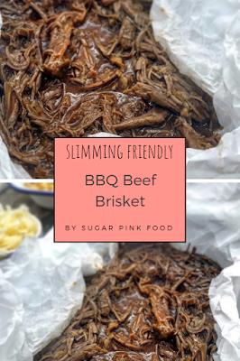 BBQ Beef Brisket | Slimming Recipe