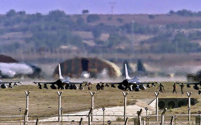 Armas nucleares americanas em base da Turquia correm risco - MichellHilton.com