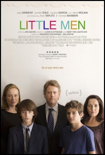 Cartel de Verano en Brooklyn (Little Men, 2016)