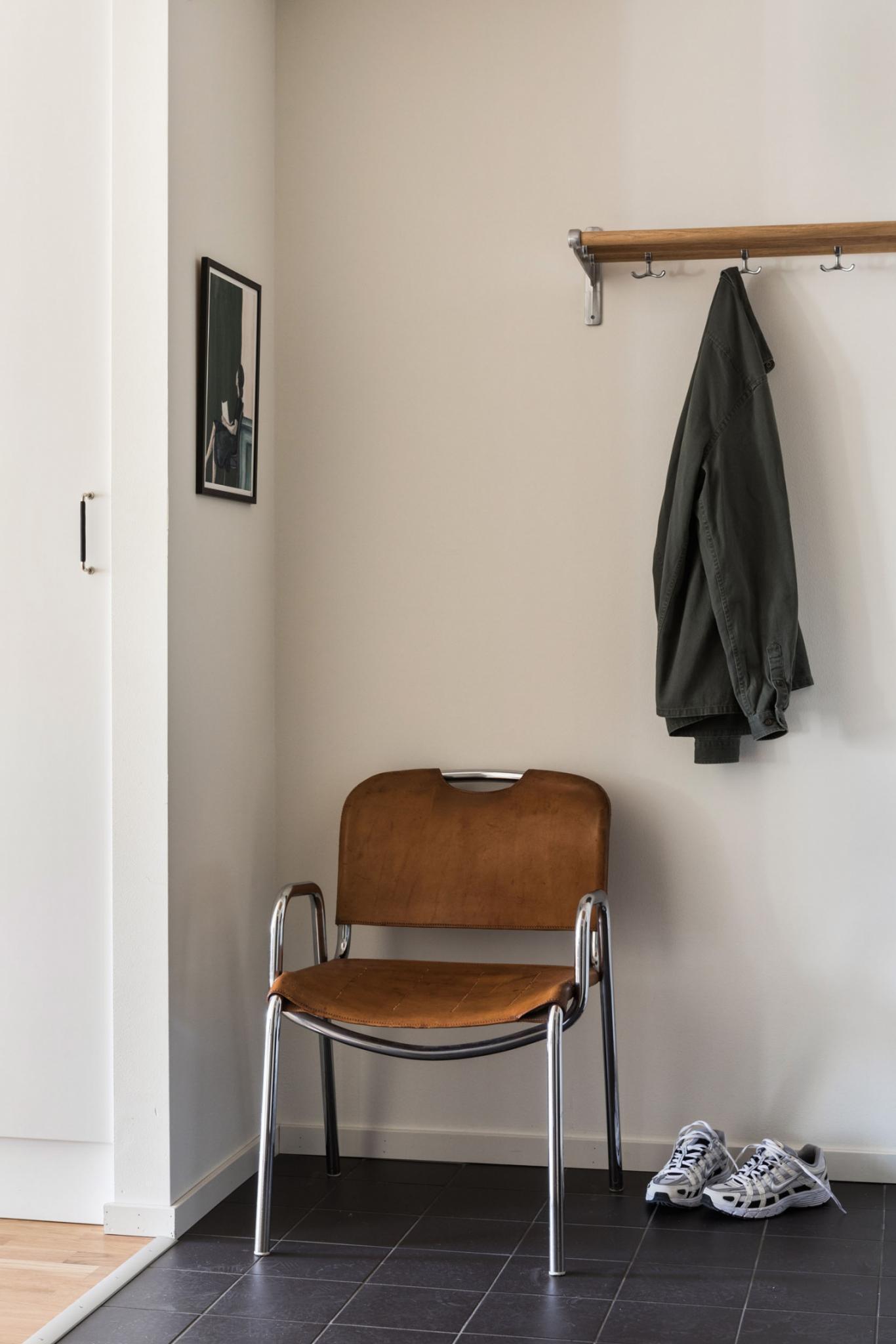 Relooking di un piccolo attico di 42 mq