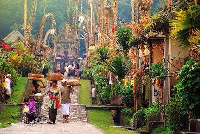 Wisata budaya di Bali