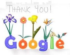 Terima kasih Youtube, Terima kasih Google