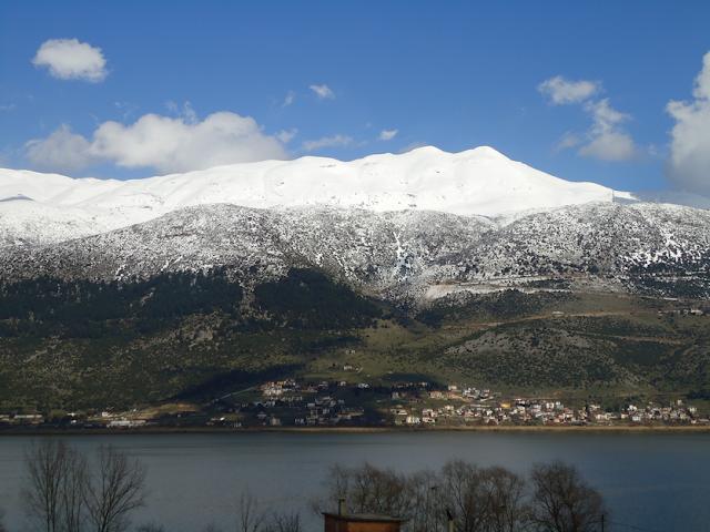 Απίστευτο: Ο σεισμός στα Ιωάννινα μετακίνησε το βουνό Μιτσικέλι προς τα δυτικά