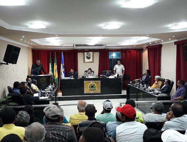 Ex-prefeito Nado Coutinho tem contas rejeitadas pela Câmara Municipal de Nazaré da Mata