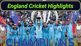 England Cricket Highlights Videos