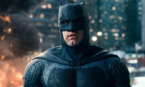 """Zack Snyder divulga nova imagem do Batman de Ben Affleck com seu visual """"Knightmare"""""""